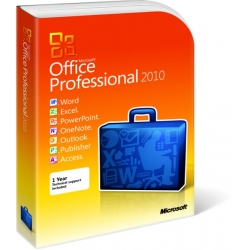 MS Office Pro 2010 32-bit / x64 English