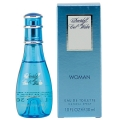 Women's Davidoff Cool Water by Davidoff Eau de Toilette Spray - 1.35 oz.